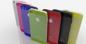 iPhone 5S หลากสีสัน (ข่าวลือ)