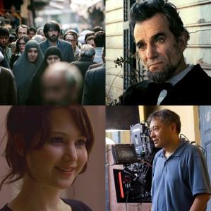 ประกาศผลรางวัล Oscar 2013