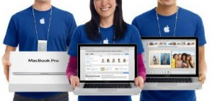 ดราม่าความประทับใจของพนักงาน Apple