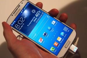 สรุปสเปคเทพของ Samsung Galaxy S4 [Android]