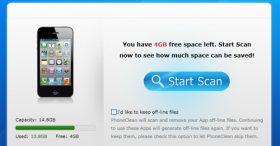 iPhone พื้นที่เต็มไม่ต้องตกใจ มากู้พื้นที่คืนกันเถอะ [iOS]