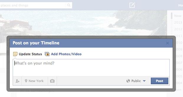 Facebook Post Button LightBox