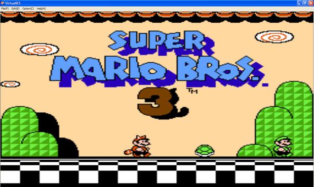 เล่น Super Mario 3 และ Contra กันเถอะ