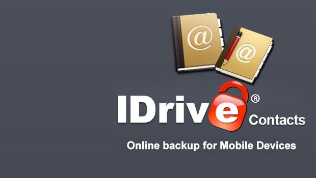 Backup เบอร์โทรศัพท์ด้วย iDrive