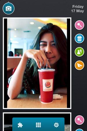 Hello Camera แอพแต่งรูปที่น่าใช้มาก