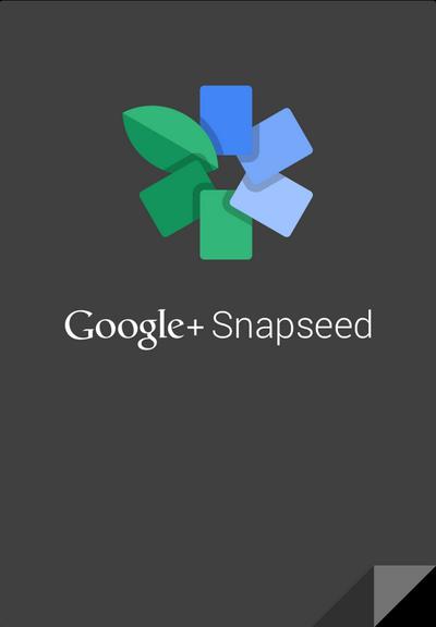 Snapseed แอพแต่งรูปขั้นเทพ