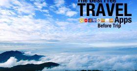 รวม App ที่ควรมีติดไว้สำหรับการเดินทางท่องเที่ยว (สำหรับก่อนเดินทาง)