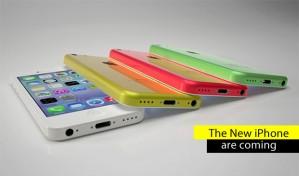 กันยายนนี้อาจเห็น iPhone 5C และ iPhone 5S