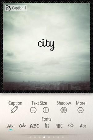 ใส่ Text สวยให้รูปดูเก๋ด้วย Typic Pro