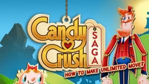 วิธีสร้าง Move เพิ่มในเกม Candy Crush Saga