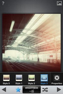 วิธีการปรับโทนสีภาพ โดยในแอพ Snapseed