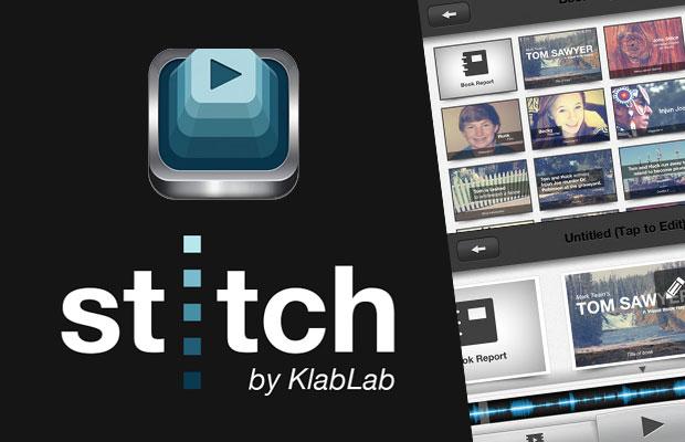 ทำ VDO Presentation สวยๆ ได้ด้วย Stitch [iPhone App]