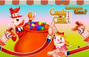 วิธีหยุดเวลา สำหรับด่านจับเวลาในเกม Candy Crush