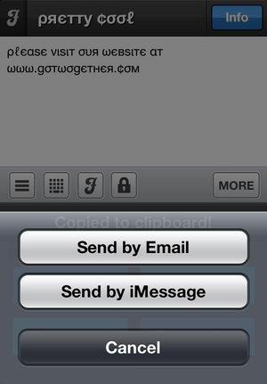 วิธีพิมพ์ Font แปลกๆ บน Facebook และส่ง SMS
