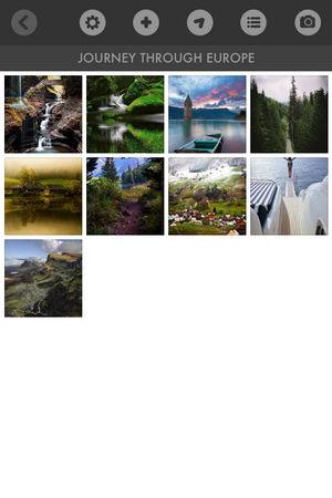 FavoShots อัลบั้มเก็บรูปสุดเจ๋งสำหรับ iPhone