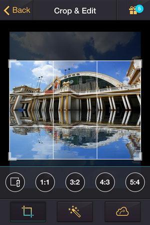 App สำหรับสร้างเงาสะท้อนน้ำสวยๆ ให้กับภาพของคุณ