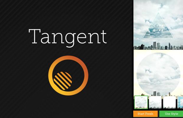มาทำ Graphic ให้ภาพดูเก๋แปลกตากันด้วย Tangent