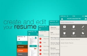 สร้าง Resume สวยๆ ไว้สมัครงานกัน