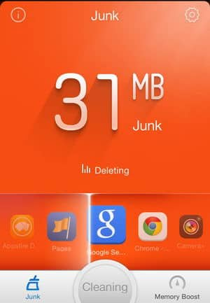 App ช่วยเพิ่มความเร็ว และเพิ่มพื้นที่ให้เครื่อง