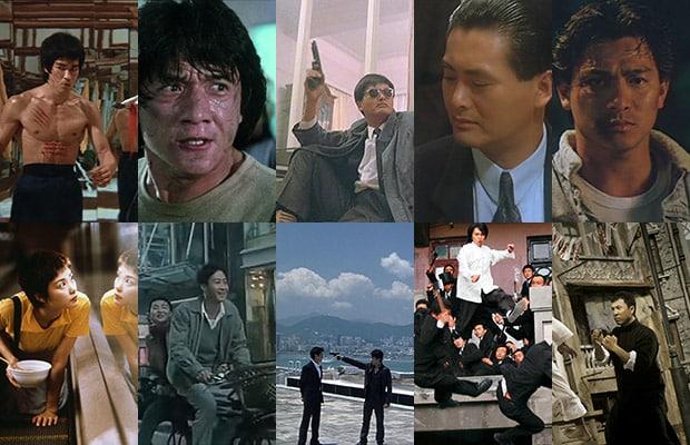 10 เรื่องสร้างจุดเปลี่ยนของหนังฮ่องกง