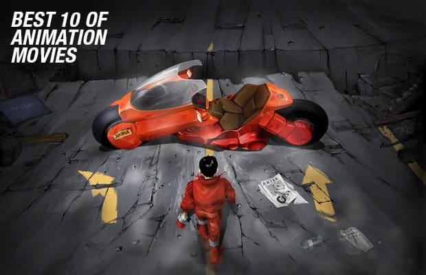 10 หนัง Animation ที่ต้องดูให้ได้
