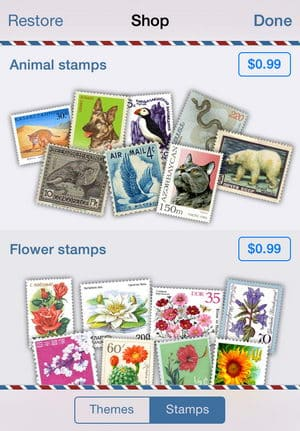 ไปที่ไหนก็ส่งโปสการ์ดหากันได้ตลอดเวลาด้วย Postale