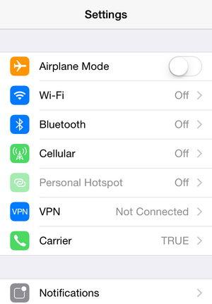 วิธีประหยัดแบตฯ ใน iOS 8