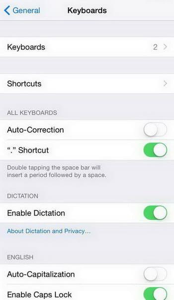 วิธีสร้าง Shortcuts ใน iOS8 ช่วยให้เวลาพิมพ์สะดวกมากยิ่งขึ้น