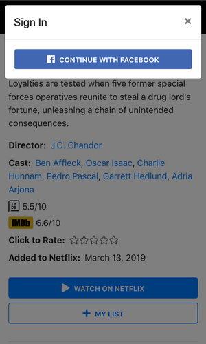 ดูรายชื่อหนังบน Netflix แบบไม่ต้องเป็นสมาชิก